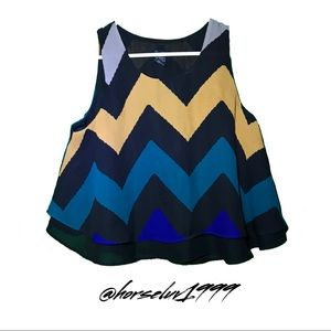 Timing Women's Top Size S